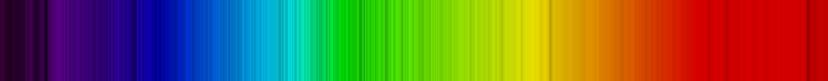 spettro α Orsa Maggiore (Dubhe)