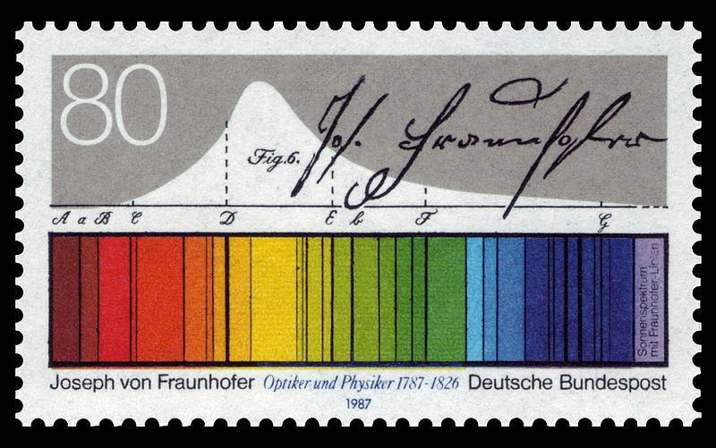 joseph-von-fraunhofer-sonnenspektrum