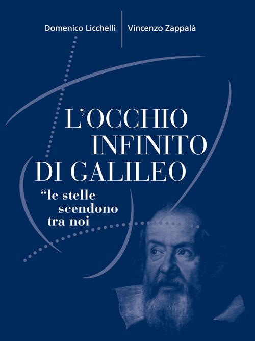 Copertina Occhio infinito di Galileo